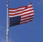 The American Flag Upside Down Signifies Distress