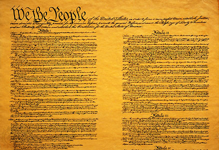 CONSTITUTION AMENDMENTS TO THE