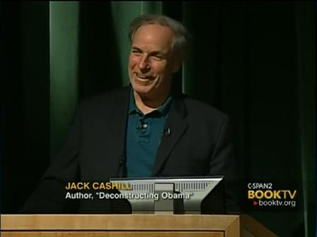 Obama Deconstructed An Interview With Jack Cashill