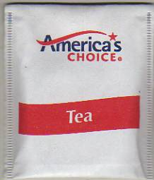 America's Choice Tea