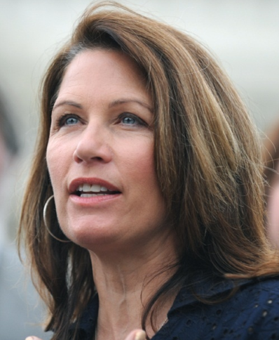"Video, ""Student challenges Bachmann on marriage"". About the oxymoron of ""gay ..."