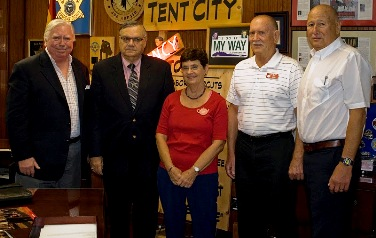 Arpaio, Corsi, Surprise Tea Party