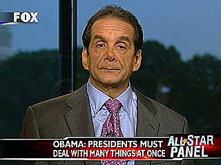 Charles Krauthammer, image from WND.com