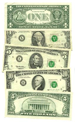 U.S. Currency