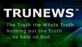 TruNews.com logo slogan