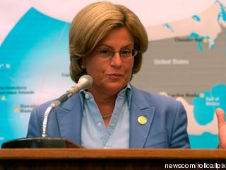 U.S. Rep. Ilena Ros-Lehtinen