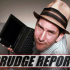 Drudge Report Slams Gingrich for Romney; Censored Ads on Obama's Communist Mentor