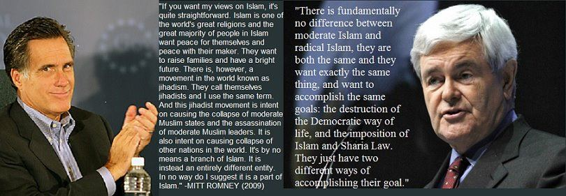 difference between islamic and western civilization
