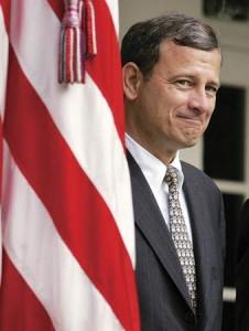 Roberts-John-behind-flag