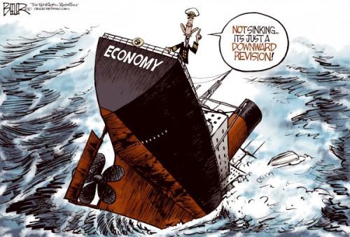 economysinking