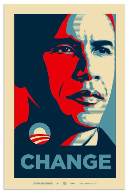 "Obama ""Change"""