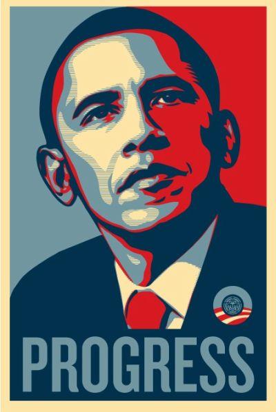 """Obama """"Progress"""""""