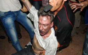 Ambassador Chris Stevens pulled out of the Consulate in Benghazi