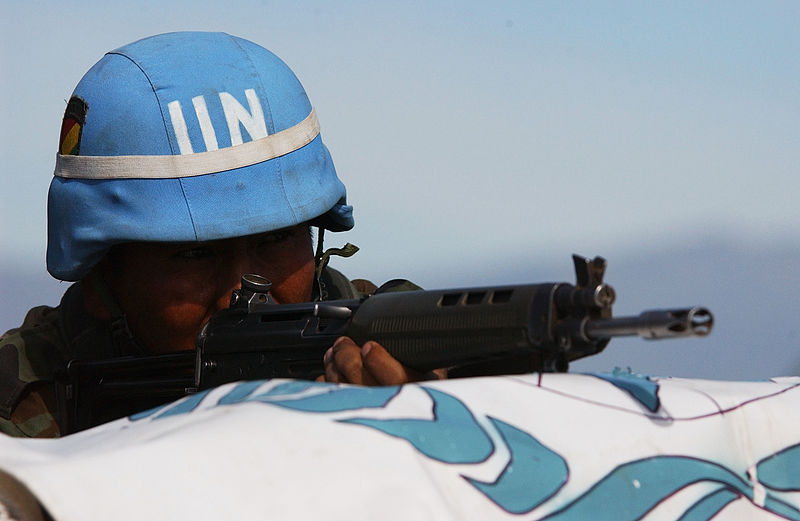 UN-Bolivian_soldier_prepares_to_fire