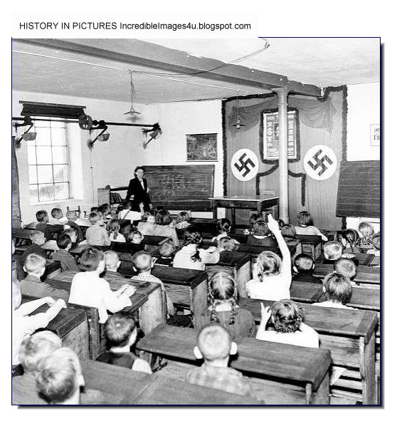 Nazi classroom