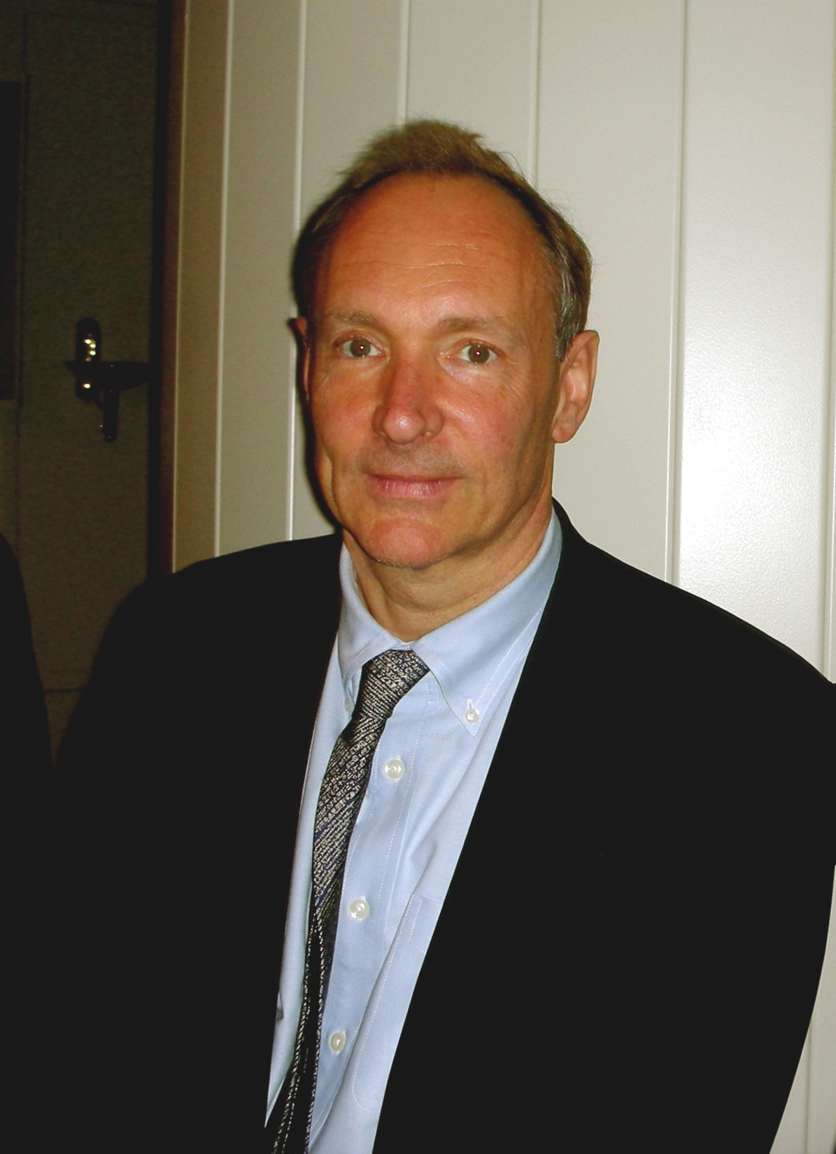Tim Berners-Lee, wikipedia photo