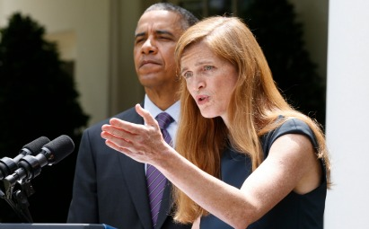 samanthapower060813 Samantha Power Video: Less US Sovereignty, More Muslim Power