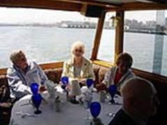 Seniors-Boat