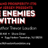 Liberty and Prosperity 1776 Patriots of Egg Harbor Twnshp, NJ Welcome Trevor Loudon Saturday, Oct 26th