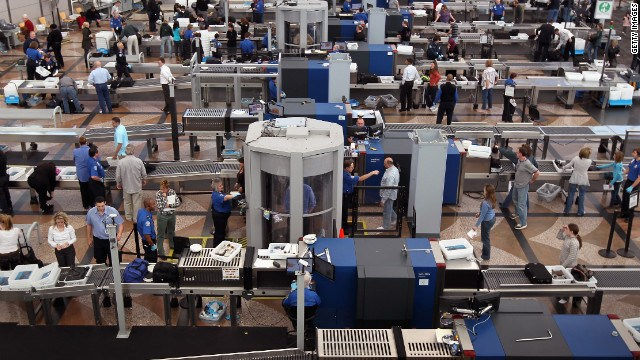 TSA-screeners