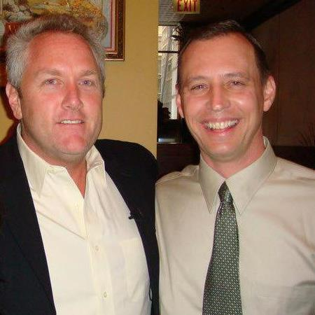 Andrew Breitbart and C. Steven Tucker