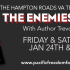 Join Trevor Loudon and the Hampton Roads TEA Party on Jan. 24th and 25th!