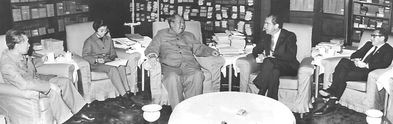 Zhou-Mao-Nixon-Kissinger-oxfordjournals-org