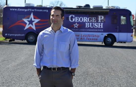 George P Bush