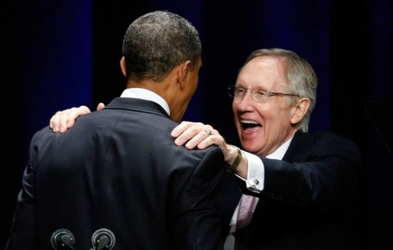 Reid-Harry-Obama-Barack