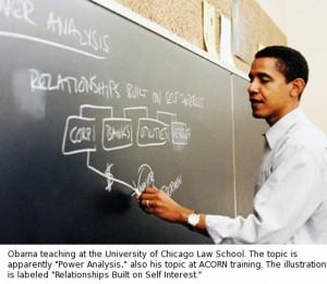 Barack Obama Power Analysis Teaching