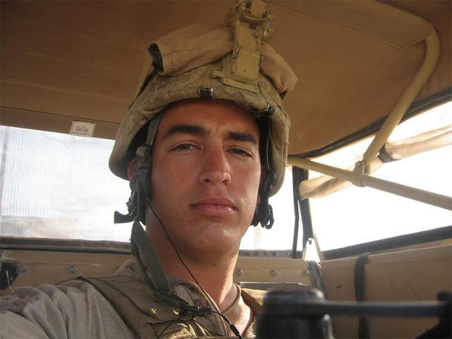 Sgt. Andrew Tahmooressi, USMC