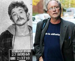 Bill Ayers, then and now