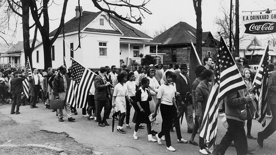 Alabama march, 1965