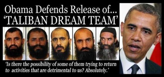 Obama's Taliban Dream Team