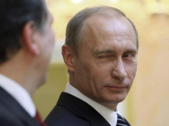 Putin-Stoltenberg