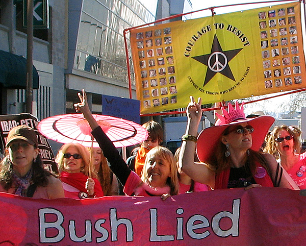 code-pink-bush-couragetoresist.org