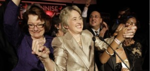 Openly Gay Houston Mayor Annise Parker