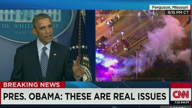 CNN-141124234201-sot-obama-ferguson-speech-tear-gas-smoke