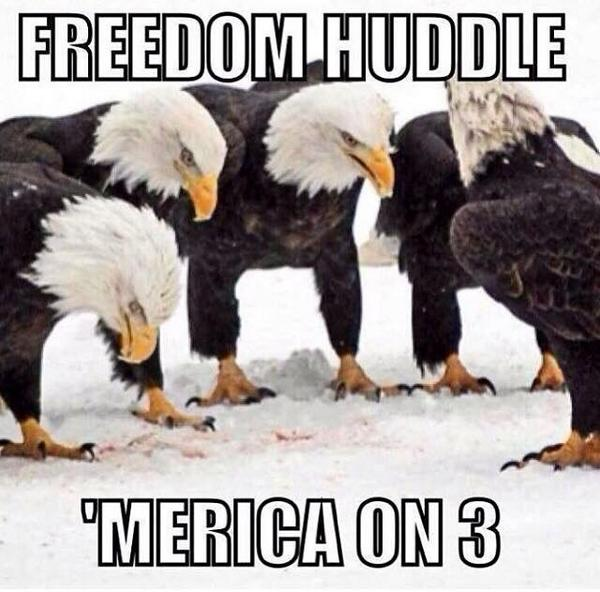 freedom-huddle