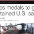 Iran Medals