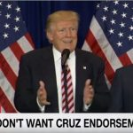 Team Trump Orchestrated Outrage At Cruz During RNC & Other Claims