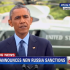 Obama, from Hawaii Issued Formal Sanctions Against Russians