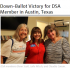 "Texas Marxist Wins Community College Board Of Trustees Election: Socialism Growing Rapidly In ""Lone Star"" State"
