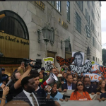 Democrat Marxist Congressmen Arrested Outside Trump Tower For Protesting DACA [VIDEO]