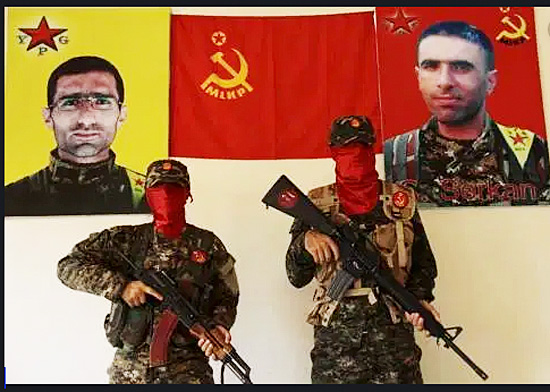 Kurds, Marxists